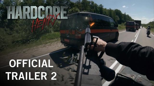画像: Hardcore Henry | Official Trailer 2 | STX Entertainment youtu.be
