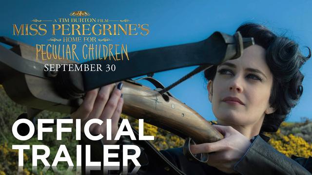 画像: Miss Peregrine's Home for Peculiar Children | Official Trailer [HD] | 20th Century FOX youtu.be