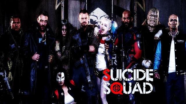 画像: Suicide Squad Official Trailer 1 Reaction! Let's Talk About It!