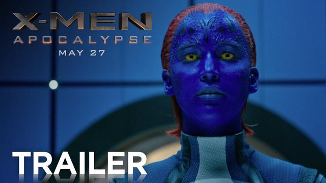 画像: X-Men: Apocalypse | Official Trailer [HD] | 20th Century FOX youtu.be