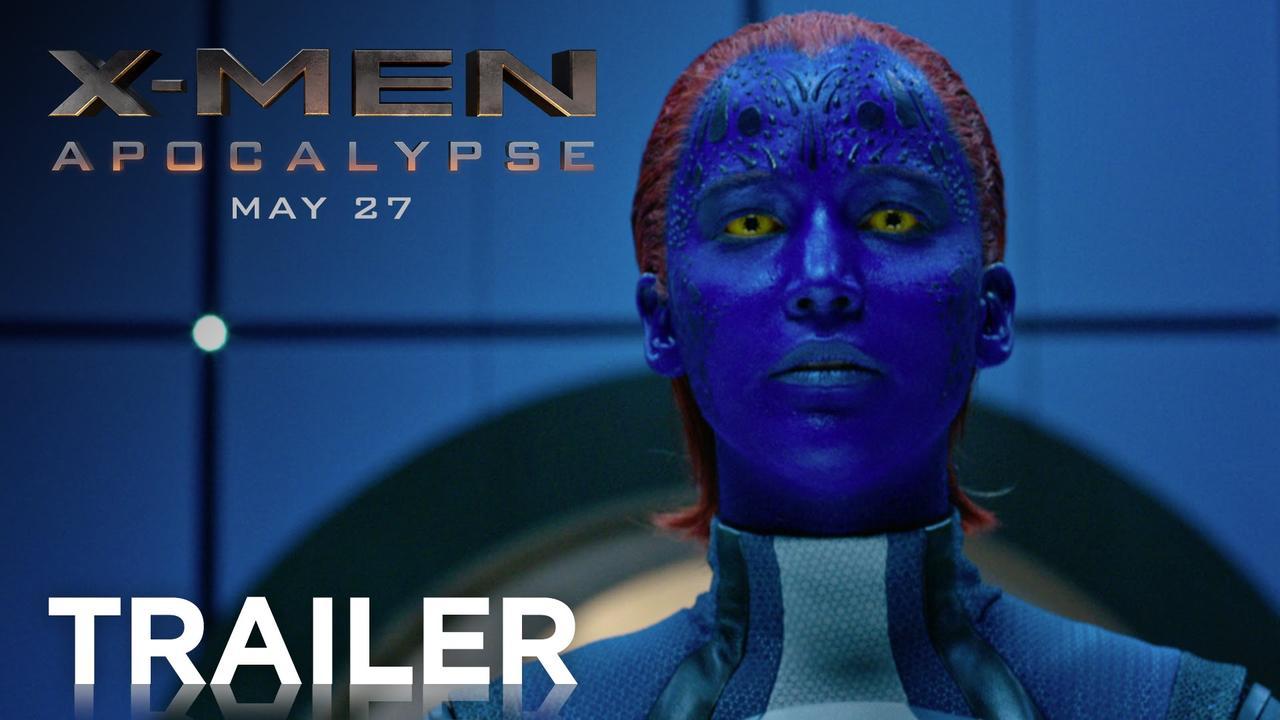 画像: X-Men: Apocalypse   Official Trailer [HD]   20th Century FOX youtu.be