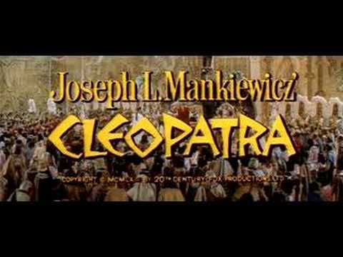 画像: Cleopatra - Trailer youtu.be