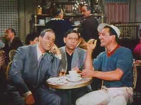 画像: An American in Paris - Trailer [1951] [24th Oscar Best Picture] youtu.be
