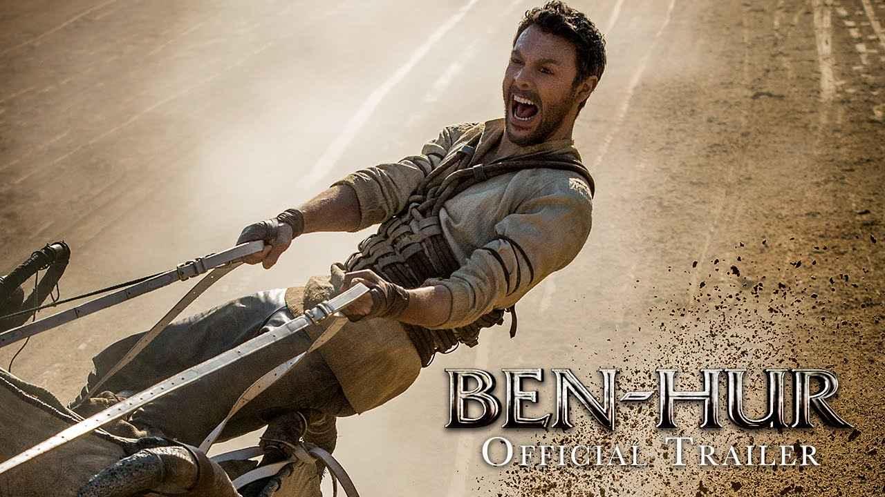 画像: BEN-HUR Trailer (2016) - Paramount Pictures youtu.be