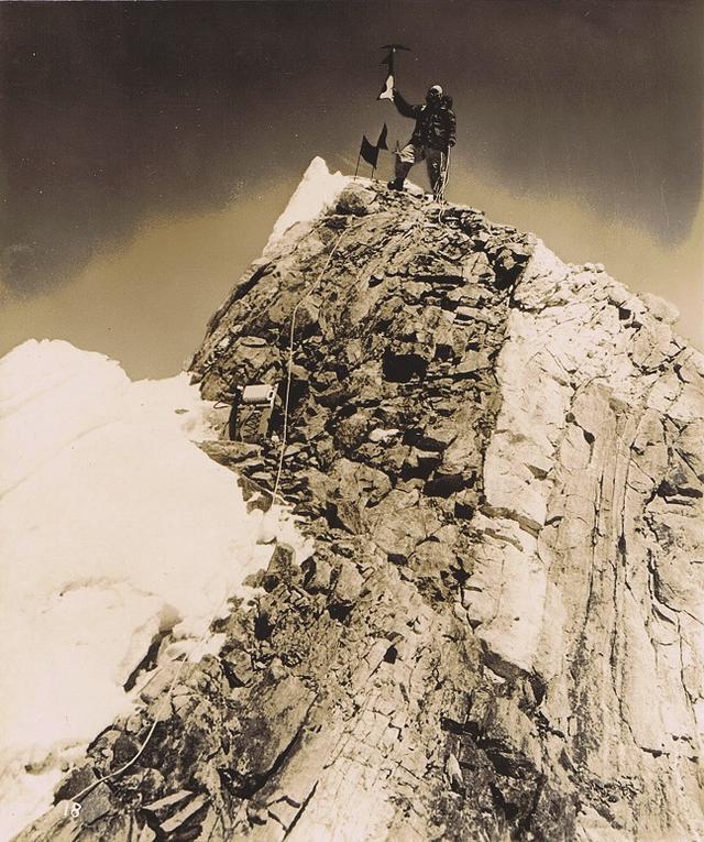 画像1: 『標高8125米 マナスルに立つ』1956年/カラー/35mm/監督:山本嘉次 郎