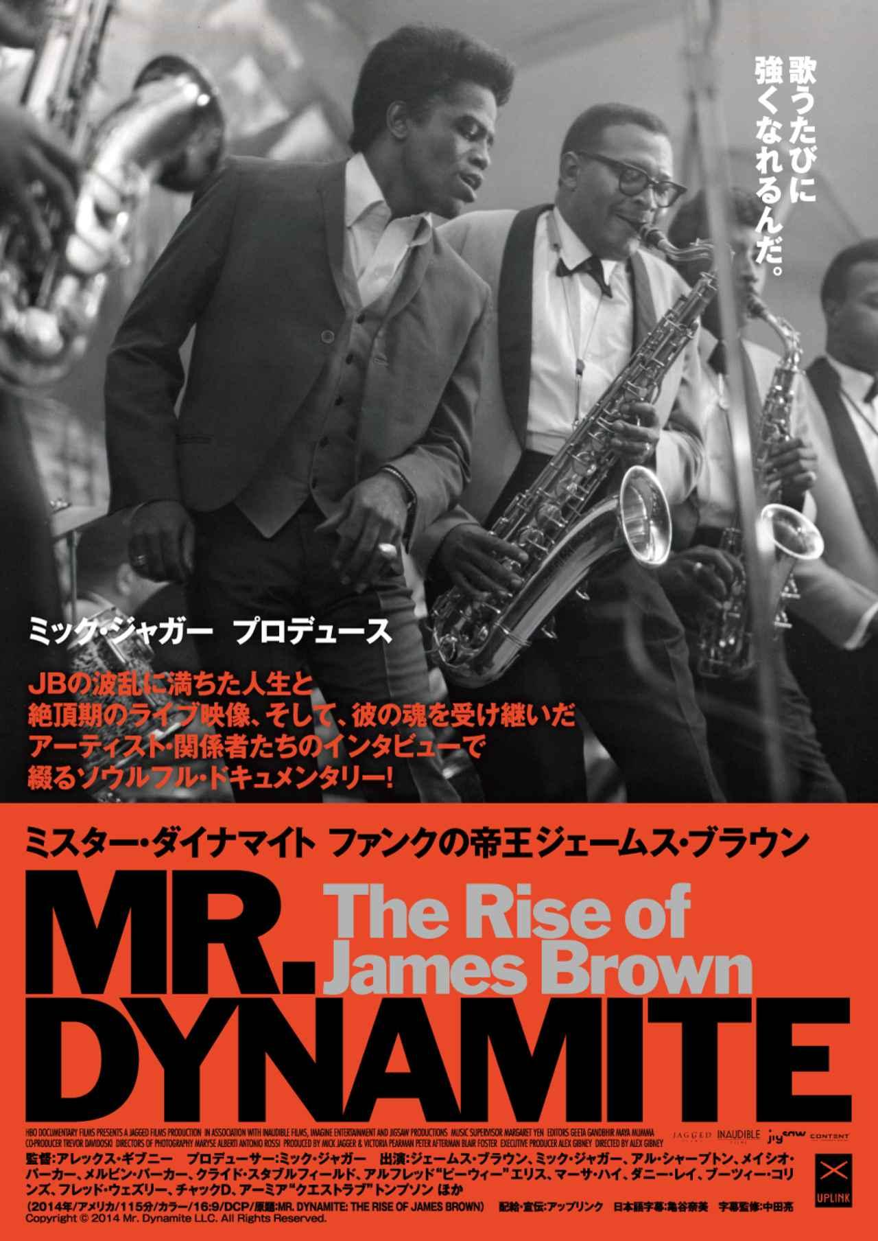 画像1: Mr. Dynamite L.L.C.