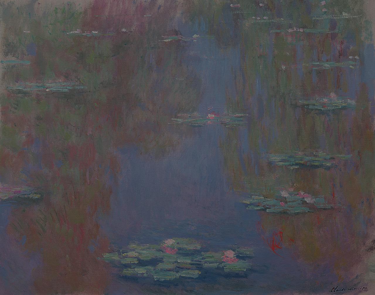 画像2: クロード・モネ 《睡蓮》 1903年 Musée Marmottan Monet, Paris © Bridgeman-Giraudon