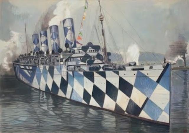 画像: イギリス商船 モーリタニア / RMS Mauretania www.storyandstructure.com