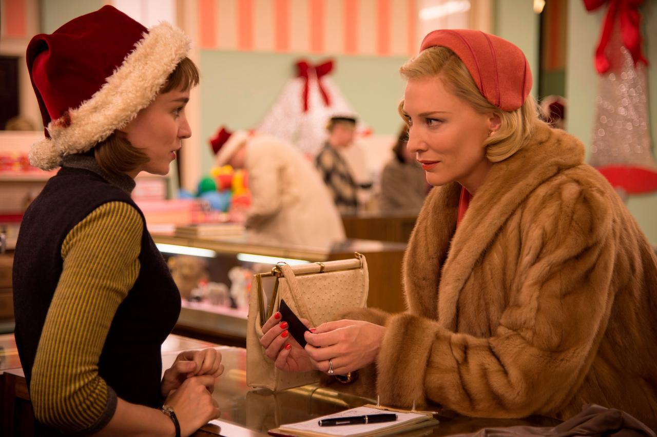 画像: 『キャロル』 CAROL - Official U.S. Trailer - The Weinstein Company youtu.be