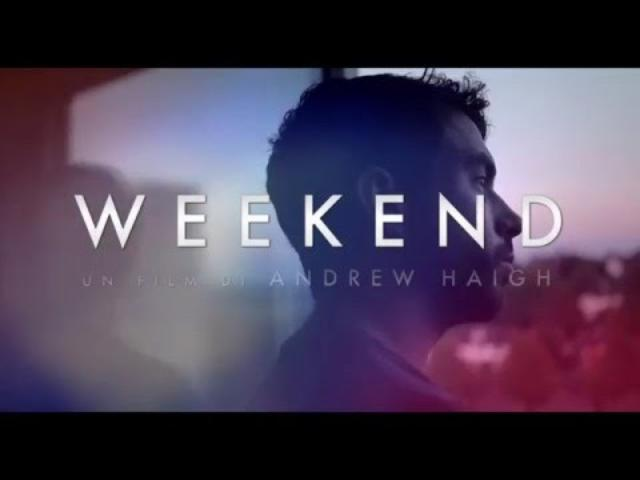 画像: 『Weekend(原題)』 WEEKEND - Trailer italiano ufficiale (dal 10 Marzo al Cinema) youtu.be