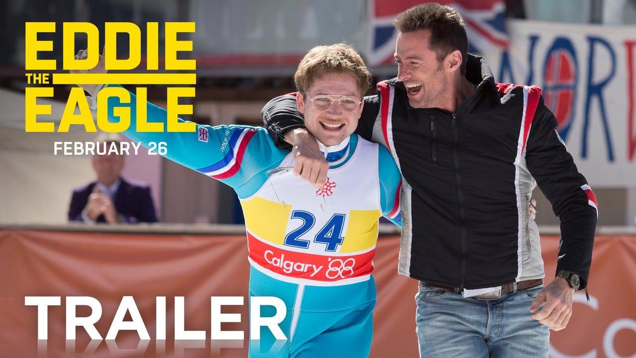 画像: 『Eddie The Eagle(原題)』 Eddie the Eagle   Official Trailer [HD]   20th Century FOX youtu.be
