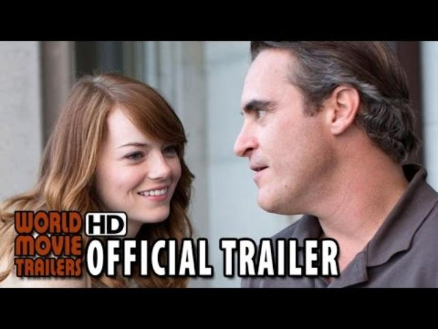 画像: IRRATIONAL MAN Official Trailer (2015) - Woody Allen Movie HD youtu.be