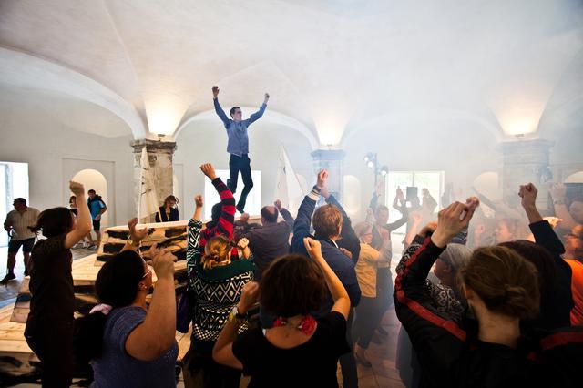画像: Christian Falsnaes, Influence (Videostill), 2012, Courtesy PSM, Berlin