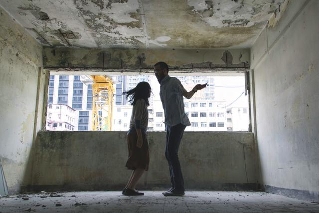 画像: 映画「十年」から www.hk01.c