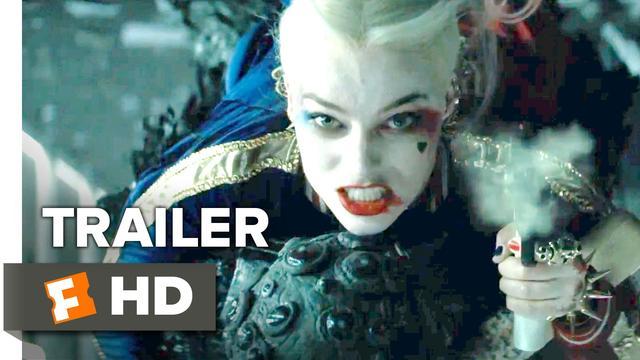 画像: Suicide Squad Official Trailer #2 (2016) - Ben Affleck, Margot Robbie Movie HD youtu.be