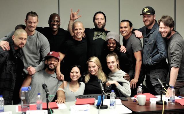 画像: A Look To The Past: The Suicide Squad Cast In Their Earliest Roles!