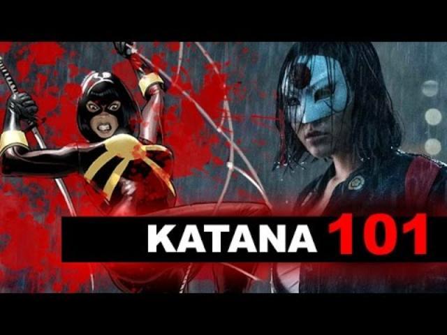 画像: Suicide Squad Movie 2016 - Katana aka Karen Fukuhara - Beyond The Trailer youtu.be
