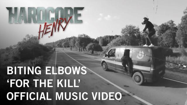 画像: Biting Elbows - 'For The Kill' Official Music Video youtu.be