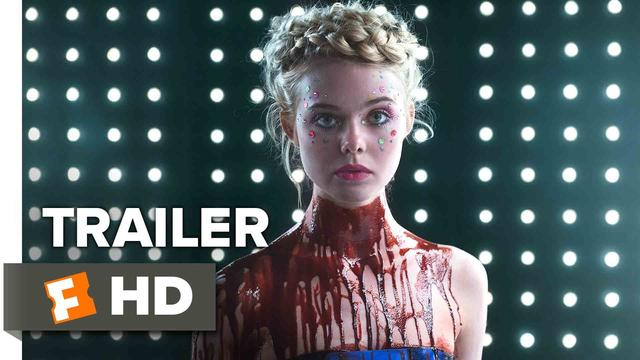 画像: The Neon Demon Official Trailer #1 (2016) - Elle Fanning, Keanu Reeves Horror Movie HD youtu.be