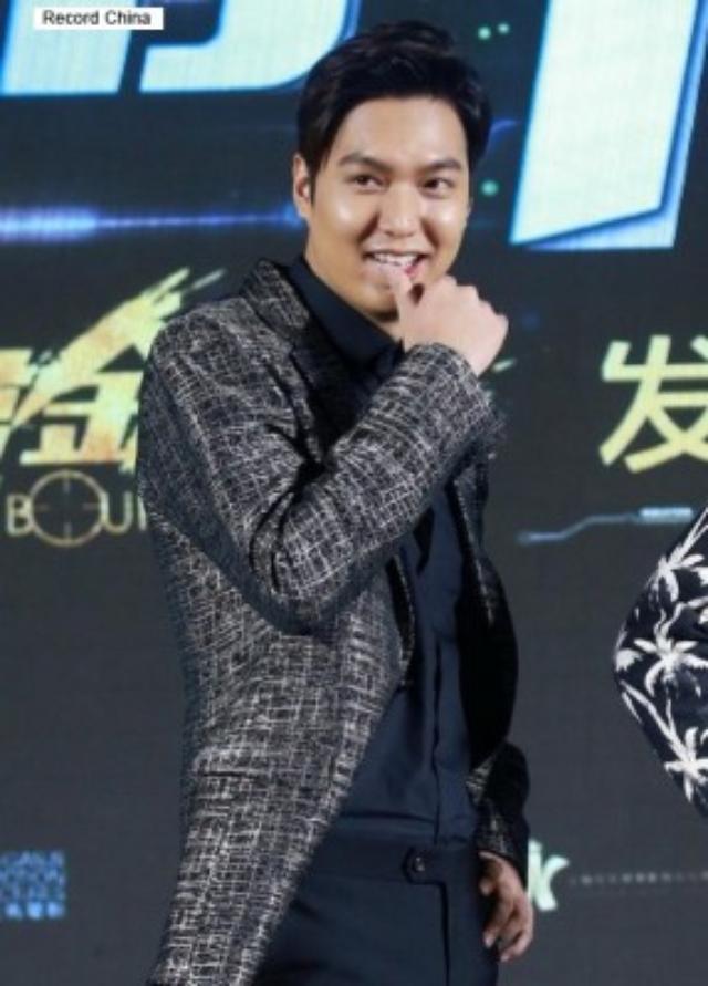 画像: 韓国の人気俳優イ・ミンホ、中韓合作映画「バウンティ・ハン... -- RecordChina