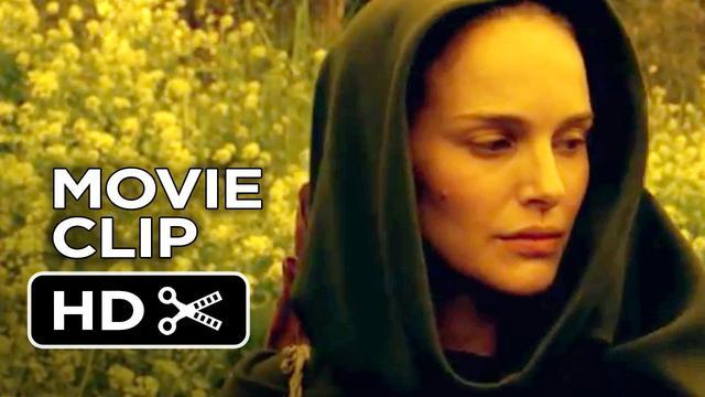 画像: 『愛と暗闇の物語(原題:A Tale of Love and Darkness)』 A Tale of Love and Darkness Movie CLIP - Two Monks (2015) - Natalie Portman Movie HD youtu.be