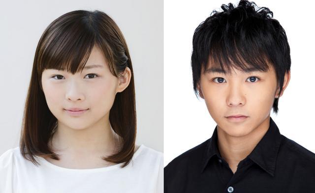 画像: 左 伊藤沙莉 右 須賀健太