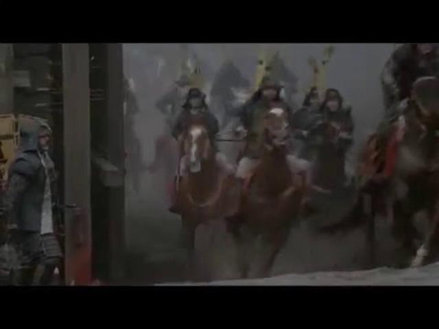 画像: 『乱』 Ran Trailer - Akira Kurosawa youtu.be