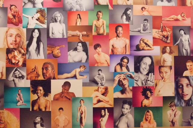 "画像: from ""RYAN MCGINLEY BODY LOUD !"" ""YEARBOOK""(detail) 2014"