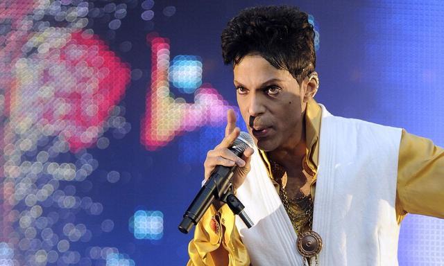 画像: Prince, superstar and pioneer of American music, dies aged 57
