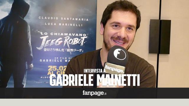 """画像: Gabriele Mainetti: """"In Italia per fare film originali bisogna autoprodurli"""" youtu.be"""