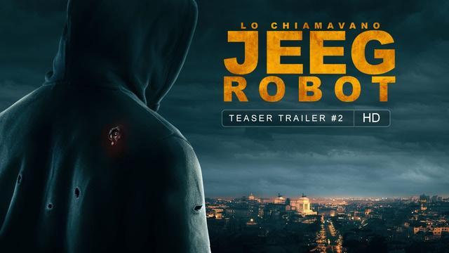 画像: LO CHIAMAVANO JEEG ROBOT - SECONDO TEASER TRAILER [HD] youtu.be