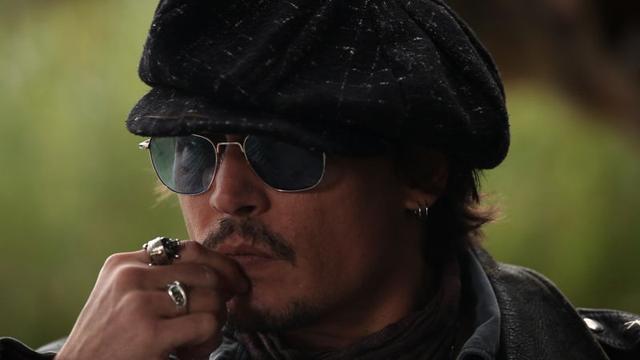 画像: ジョニー・デップ © 2013, SUNSET STRIP THE MOVIE, LLC. ALL RIGHTS RESERVED