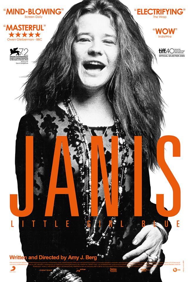 画像: https://www.facebook.com/janis.little.girl.blue/ (c) 2015 by JANIS PRODUCTIONS LLC & THIRTEEN PRODUCTIONS LLC. All rights reserved.