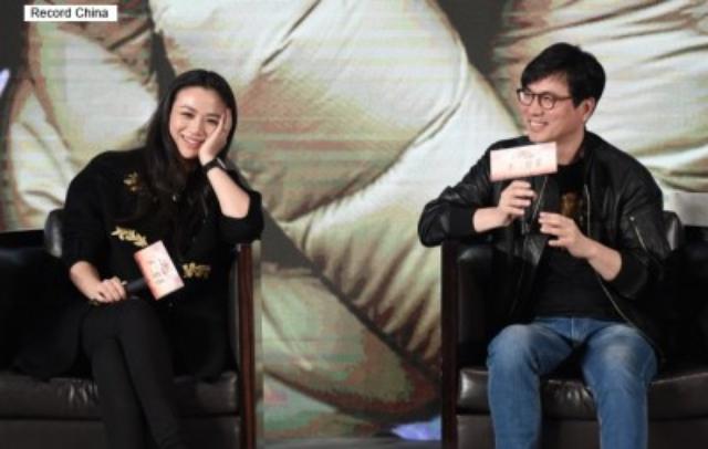 画像: 中韓カップルのキム・テヨン監督とタン・ウェイ、6年ぶりのタ... -- RecordChina