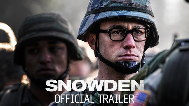 画像: SNOWDEN - Official Trailer youtu.be