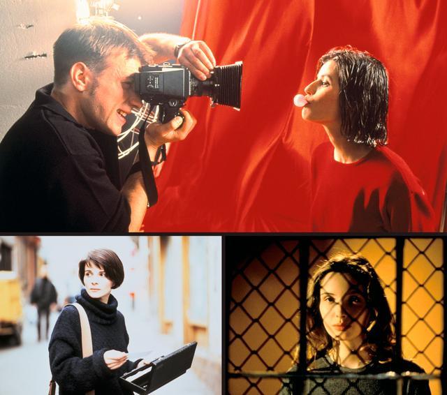 画像: (c)1993 MK2 Productions / CED Productions / FR3 Films Productions / CAB Productions / Studio Tor, (c)1993 MK2 Productions / France 3 Cinema / CAB Productions / Film Studio Tor, (c)1994 MK2 Productions / France 3 cinema / CAB Productions / Film studio TOR