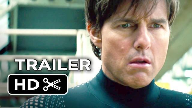 画像: 『ミッション:インポッシブル/ローグ・ネイション』 Mission: Impossible - Rogue Nation Official Payoff Trailer (2015) - Tom Cruise, Simon Pegg Movie HD youtu.be