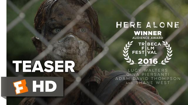 画像: Here Alone Official Teaser Trailer 1 (2016) - Shane West Horror Movie HD youtu.be