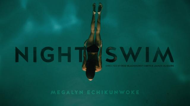 画像: NIGHT SWIM (starring Megalyn Echikunwoke of VIXEN) - horror thriller short film youtu.be