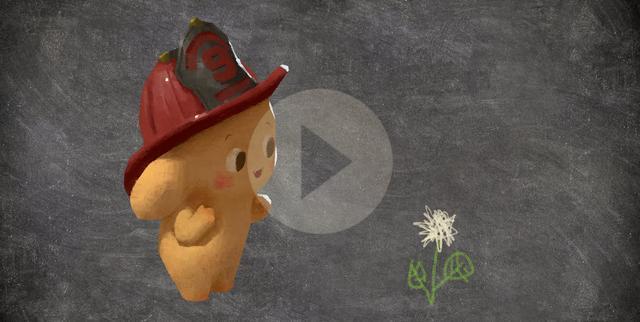 画像: Making of MOOM Part 2: Personal Connection ---Animated Short by Tonko House youtu.be