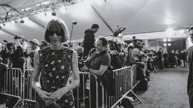 画像: High Fashion and Must-See Film Collided at Tribeca 2016's Opening Night Premiere, THE FIRST MONDAY IN MAY | Tribeca