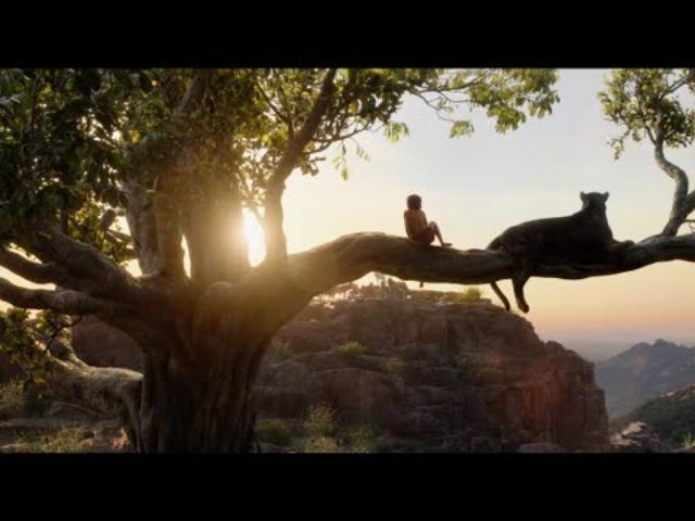 画像: The Making of The Jungle Book youtu.be