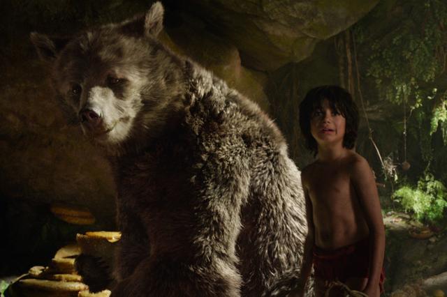 画像: See 'The Jungle Book' Before and After VFX