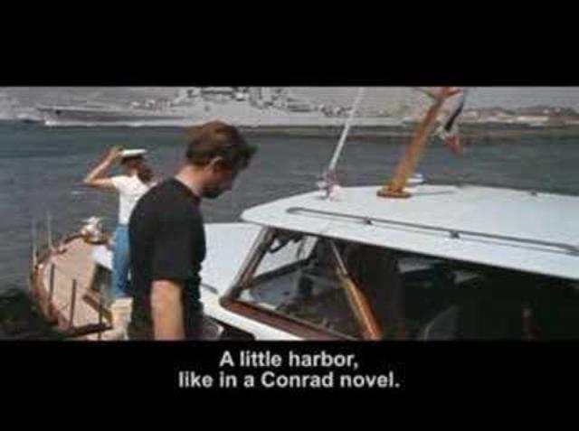 画像: Pierrot le fou Trailer (Jean-Luc Godard, 1965) - Subtitled youtu.be