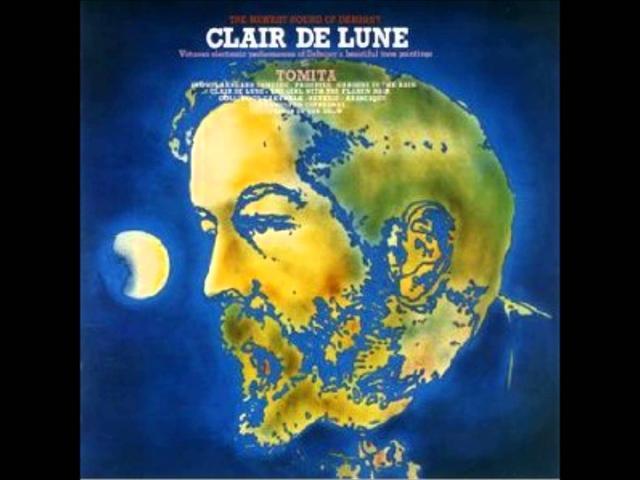 """画像: 冨田勲 「月の光」 Isao Tomita / """"Clair de Lune"""" youtu.be"""