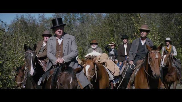 画像: Gold - Trailer (Thomas Arslan mit Nina Hoss, Lars Rudolph) youtu.be
