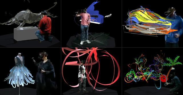 画像: Virtual Art Sessions