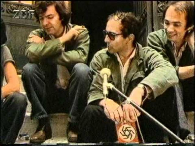 画像: Godard und die Groupe Dziga Vertov -- Interview youtu.be