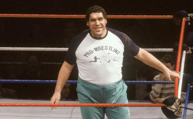 画像: André the Giant to get the biopic treatment