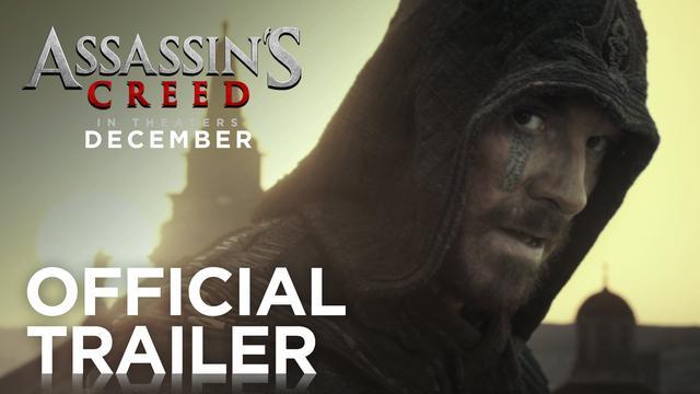 画像: Assassin's Creed - Trailer World Premiere youtu.be
